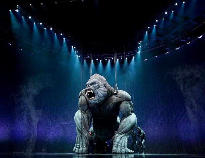 Jason Mitchell and Director Jordan Vogt-Roberts on 'Kong: Skull Island'