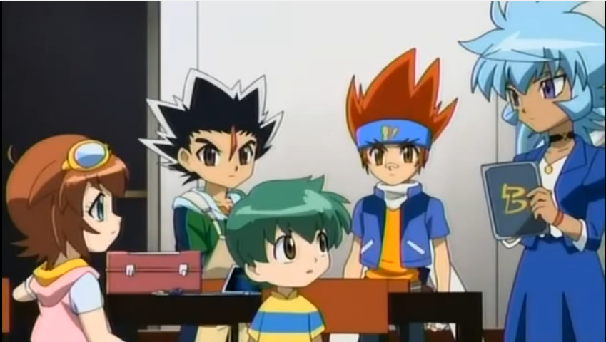 Beyblade Metal Masters Episode 43 - Spirits' Last Battle (ENGLISH DUBBED)