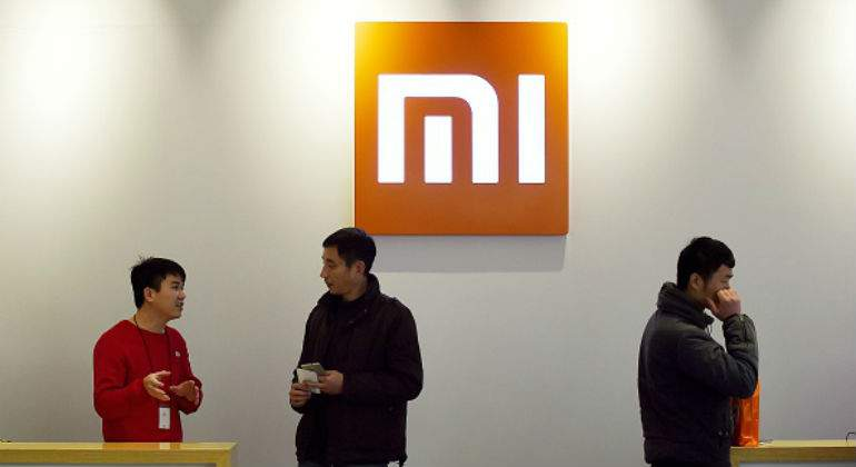 CHINA-TELECOM-TECHNOLOGY-XIAOMI