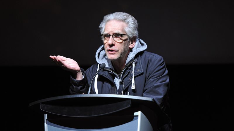"David Cronenberg directed the 1986 film, ""The Fly."""