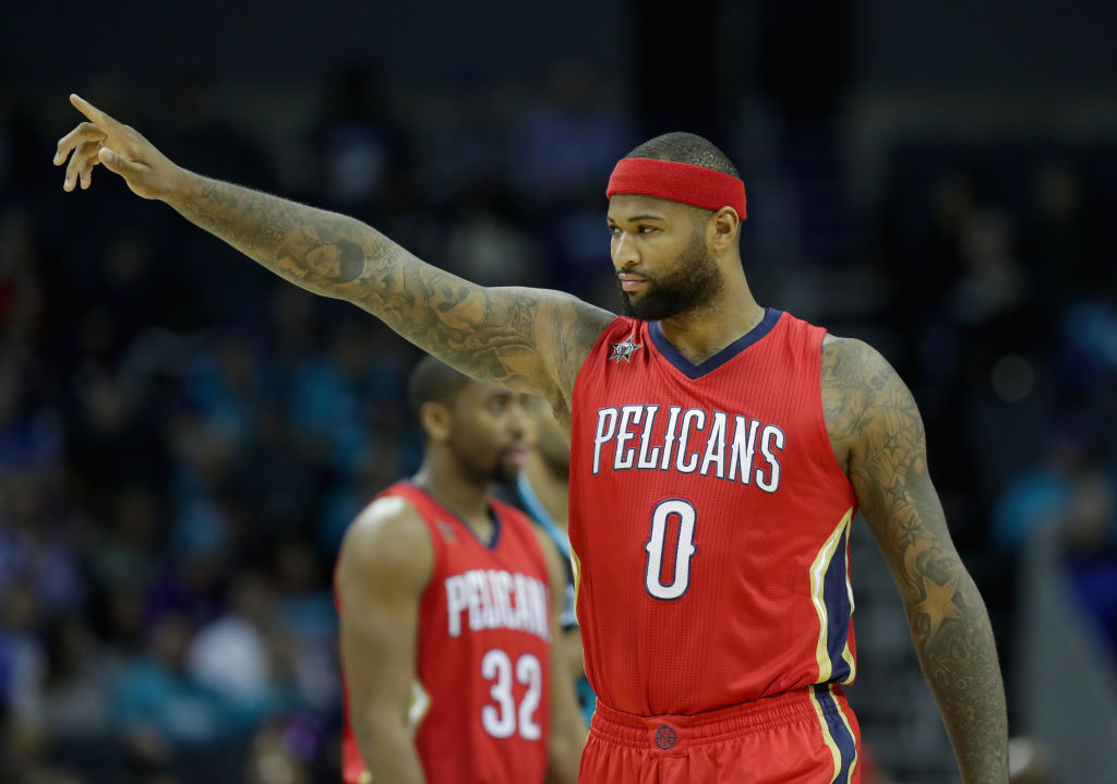 NBA News: New Orleans Pelicans' Center DeMarcus Cousins Returns To Lineup Vs. Minnesota Timberwolves
