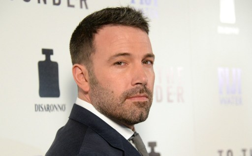 Actor Ben Affleck attends the premiere of Magnolia Pictures' 'To The Wonder' at Pacific Design Center on April 9, 2013 in West Hollywood, California.