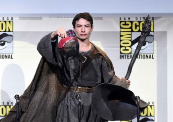 """Justice League"" Latests: New Trailer Showcases Ezra Miller's Barry Allen"