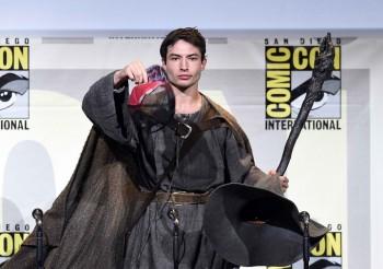 """Justice League"" Latests: New Trailer Showcases Ezra Miller's Barry Allen"
