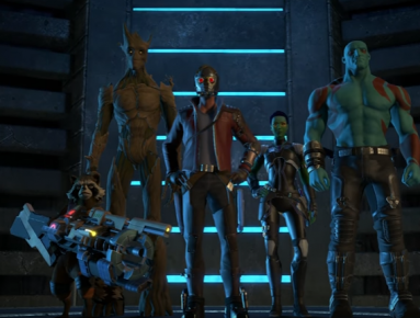 'Guardians of the Galaxy' by Telltale Games