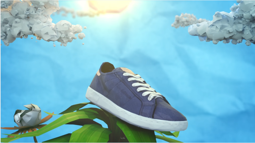 Reebok Cotton And Corn Sneakers Are Made Entirely From Plants