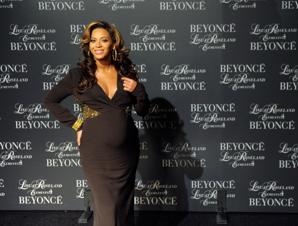 Beyonce Easter Sunday Baby Bump