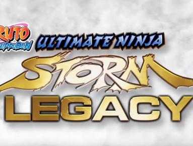 'Naruto Shippuden: Ultimate Ninja Storm Legacy'