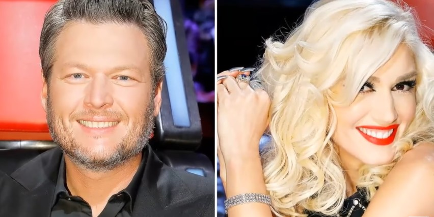 Gwen Stefani And Blake Shelton's Special Wedding Gift Excites Pal ,Blake laughs at Gwen on SNL