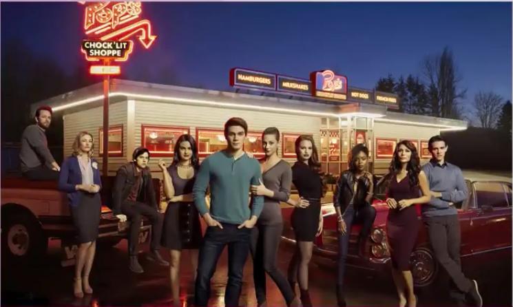 The CW Renews Riverdale For Season 2