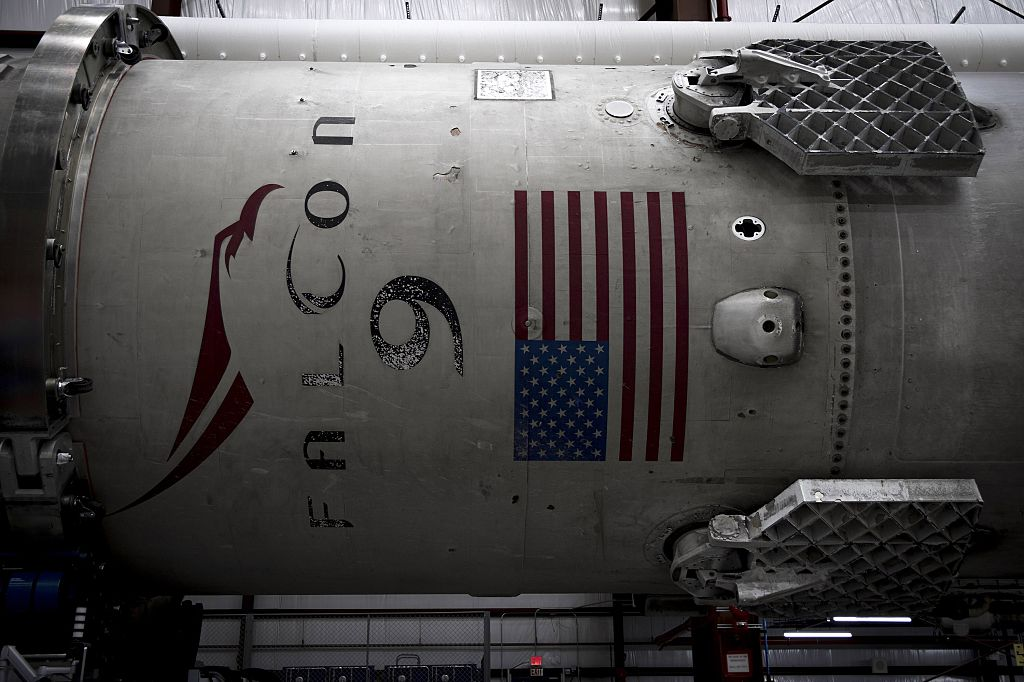 Next SpaceX Falcon 9 Launch Set Before April 30.