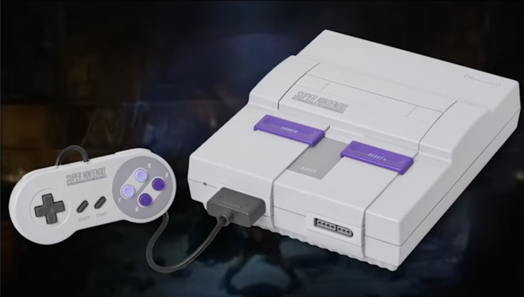 Nintendo Reportedly To Launch SNES Classic