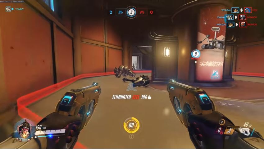 Overwatch's New Competitive Matchmaking Gameplay