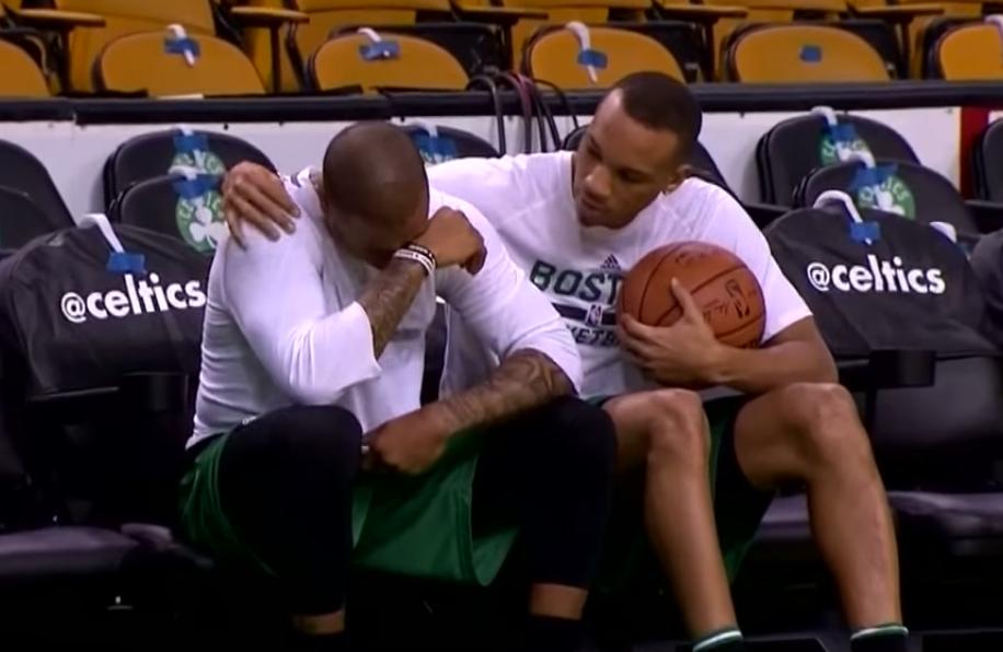 Boston Celtics Star Isaiah Thomas Plays Through Tears After Sister's Death