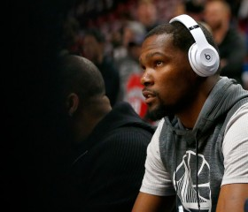 Durant Out For Game 4