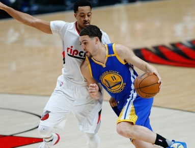 Golden State Warriors Complete Sweep Against Blazers