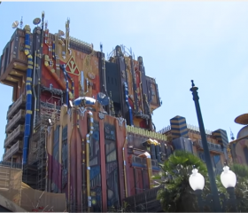 Guardians of the Galaxy: Mission Breakout