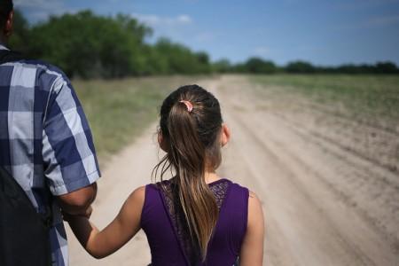 U.S. Border Patrol Agents Enforce Border Security in Texas' Rio Grande Valley