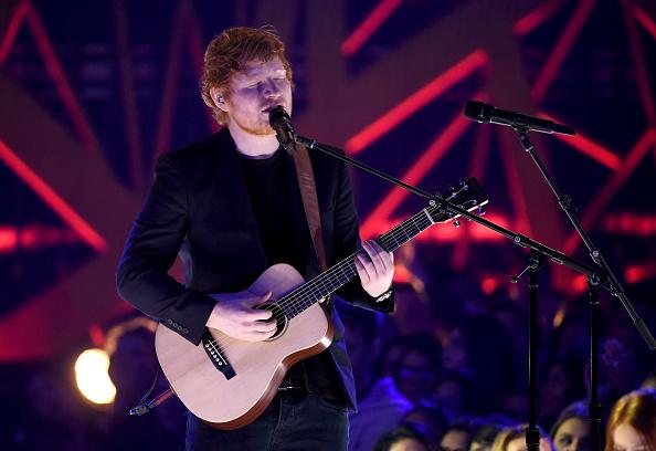 Ed Sheeran will Serenade Maisie Williams on 'Game of Thrones'