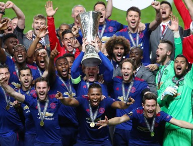 Manchester United wins big for a wounded city.