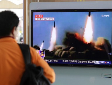 Heightened tensions and brusque relations on the Korean Peninsula have all sides on alert.