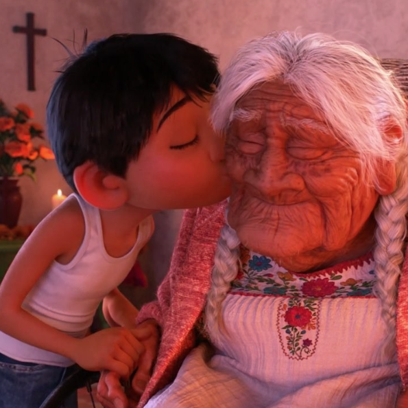 Disney/Pixar 'Coco': All Latino Cast Brings Out the Dead