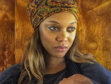 Tyra Banks Debuts Rare Photo of Her Baby Boy