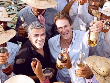 What started out as a private hobby, became big business for George Clooney.