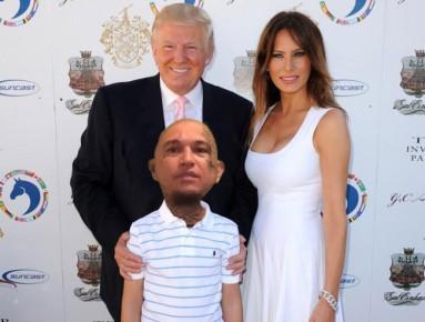 Donald Trump's long lost Mexican son, Ernesto.