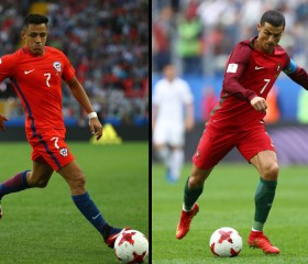 Chile vs Portugal