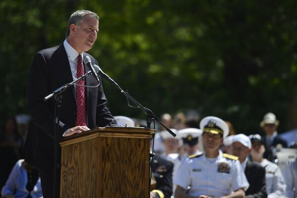 Mayor Bill de Blasio Nominated Brooklyn as Location fro 2016 DNC