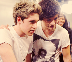 Niall Horan & Harry Styles