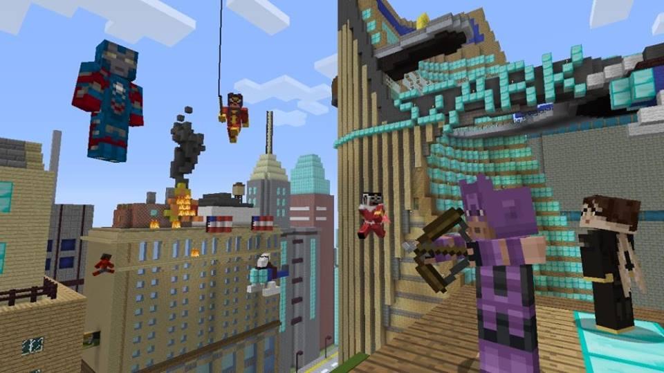 Minecraft photo facebook minecraft