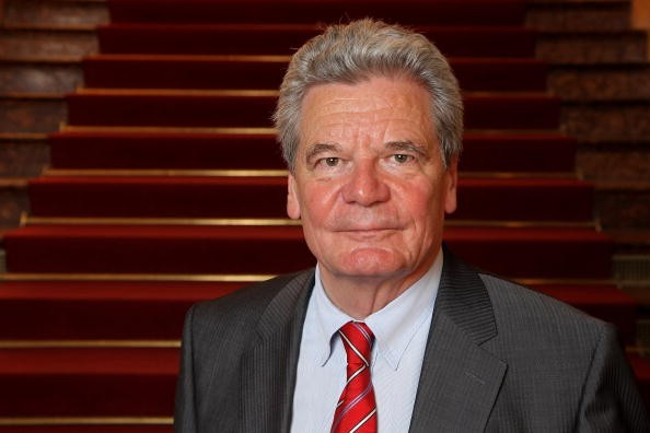 Joachim Gauck has been the president of Germany since 2012