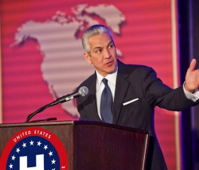 United States Hispanic Chamber of Commerce President and CEO Javier Palomarez