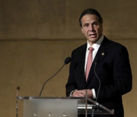 New York Gov.  Andrew Cuomo proposed plans to decrease H.I.V. infection rates and improve AIDS treatmen.