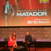 """Matador"" Screening/Q&A with Roberto Orci"