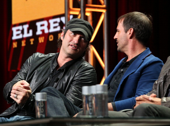 Director Robert Rodriguez and Creator/Executive Producer Roberto Orci