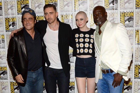 The guardians of the galaxy film cast