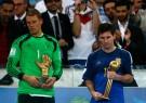 Lionel Messi  Manuel Neuer