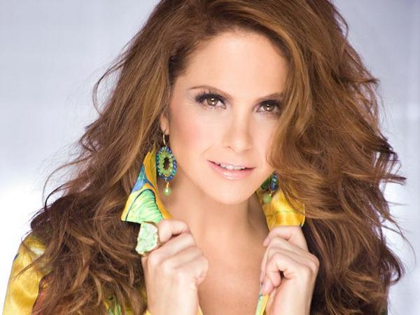 Lucero Hairstyles for 2017 | Celebrity Hairstyles by TheHairStyler.com