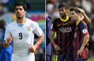 Will Luis Suarez Beat Neymar and Messi in El Clasico Saturday?