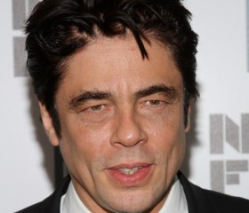 Benicio del Toro is the only Latin American to win an Oscar for a Spanish-language performance.