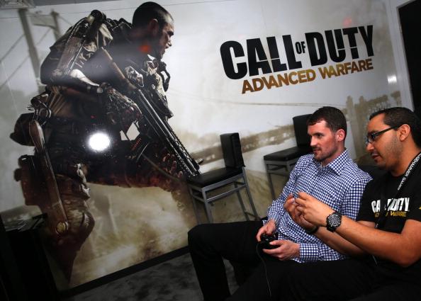 Call of duty advanced warfare release date