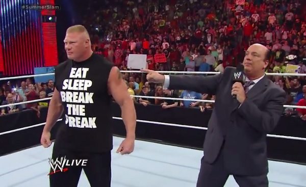 EPISODE 2 - BROCK LESNAR VS. CHARLIE HAAS Brock-lesnar-paul-heyman3