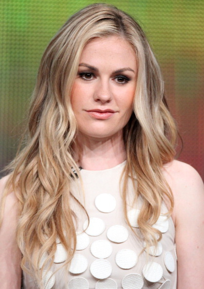 True Blood' Star Anna Paquin Says Bisexuality and Monogomy Aren't ... Anna Paquin