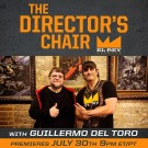 Director Robert Rodriguez and Director Guillermo del Toro