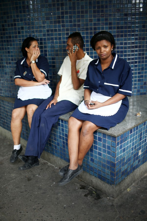 Brazil passes its domestic workers' rights law