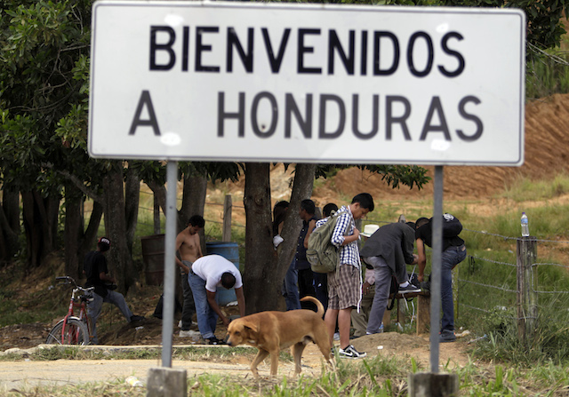 honduras immigrants immigration