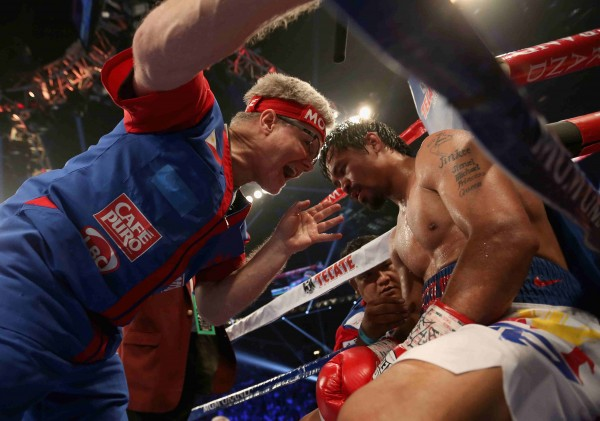 Freddie Roach Predicts KO Win for Manny Pacquiao in Nov. 22 Fight Against Chris Algieri
